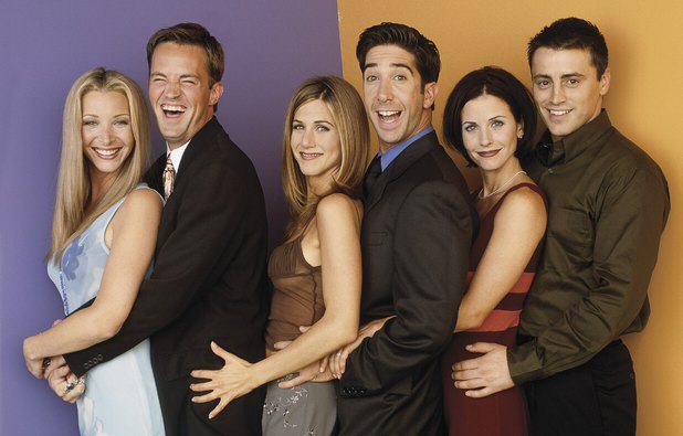 UNILAD ustv friends cast group shot8 This Alternative Ending For Friends Is Seriously Dark