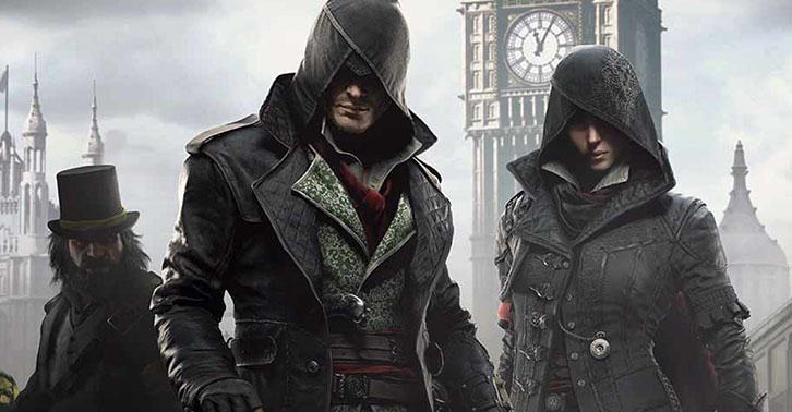 UNILAD yZ9xEtRVAQb Assassins Creed: Syndicate Has A Brand New Trailer Introducing The Twins