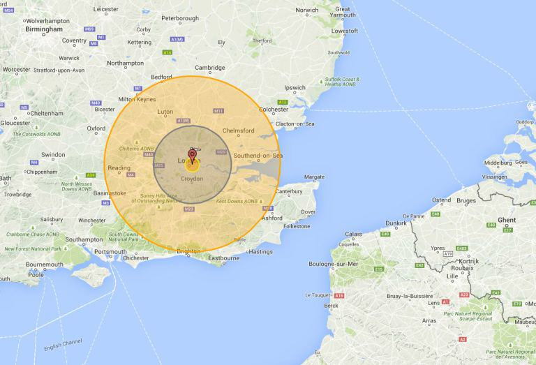 UNILAD zjZwlvfDdFh8M This Is What Would Happen If Nukes Were Dropped On Britain