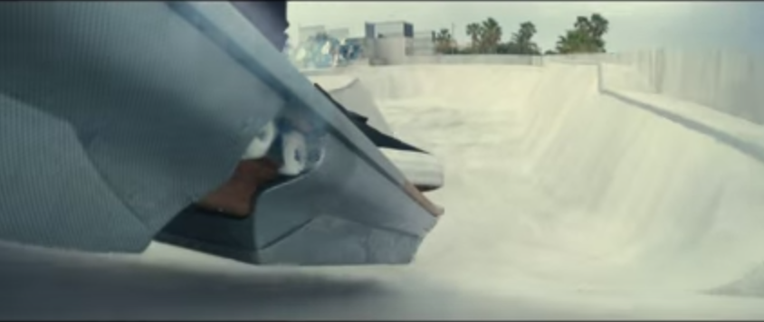 biLx7csTj Lexus Reveal Footage Of Their Hoverboard In Action