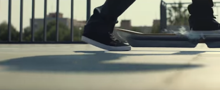 qLt8uAV75 Lexus Reveal Footage Of Their Hoverboard In Action