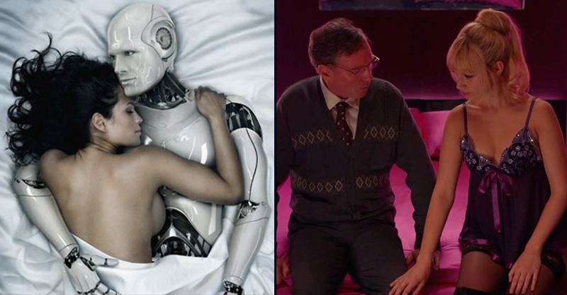 Sex With Robots Will Be Normal In 50 Years, Experts Say tJtXgvjZf