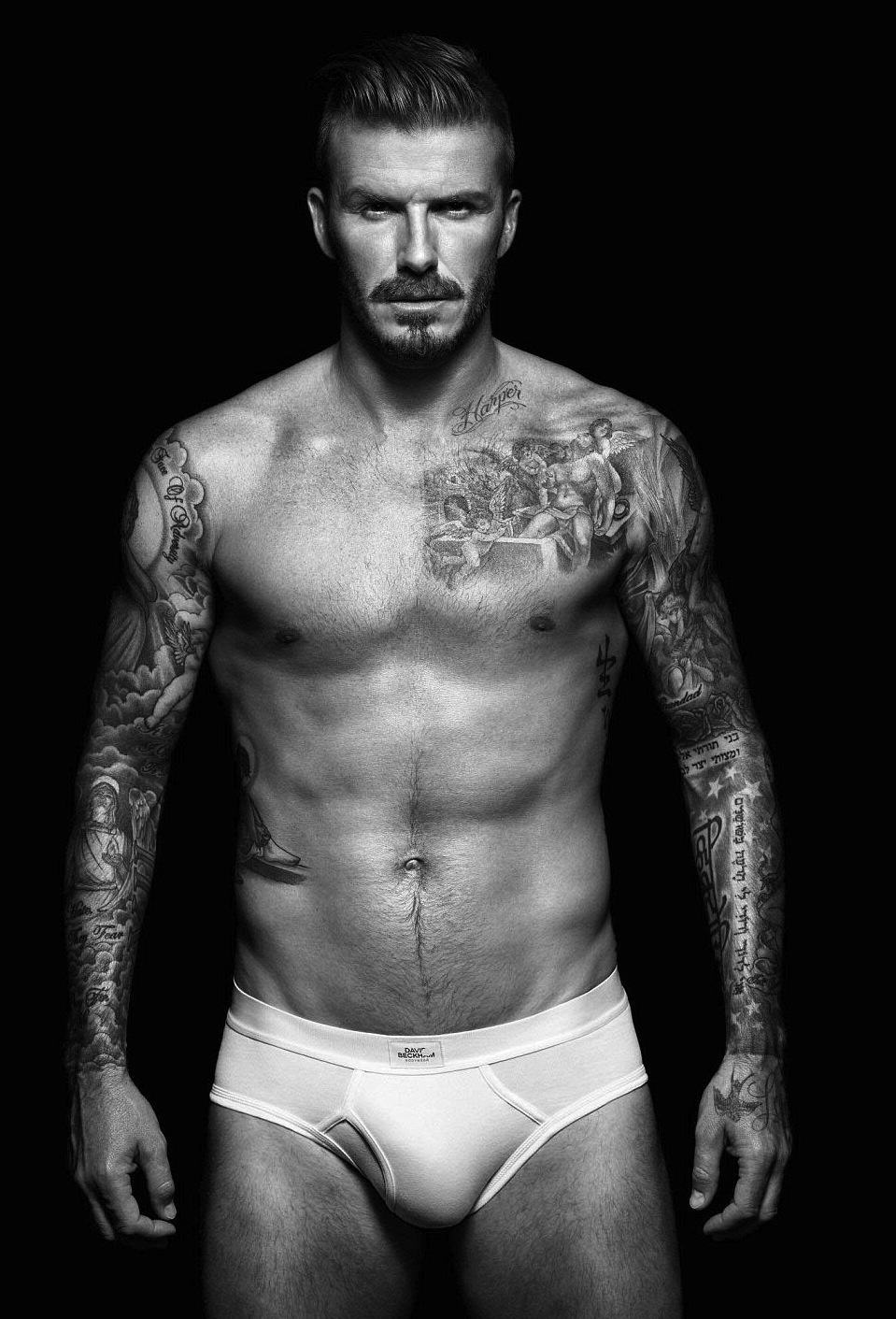 x3Qpxl4mY Beckham Opens Up About What All His Tattoos Actually Mean