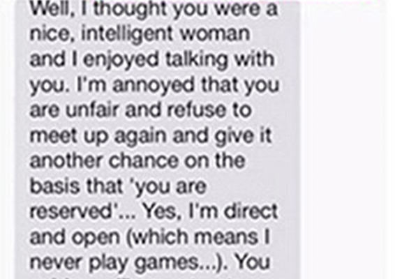 888888 Guy Demands Woman Repays Him For Drink After She Rejects Second Date