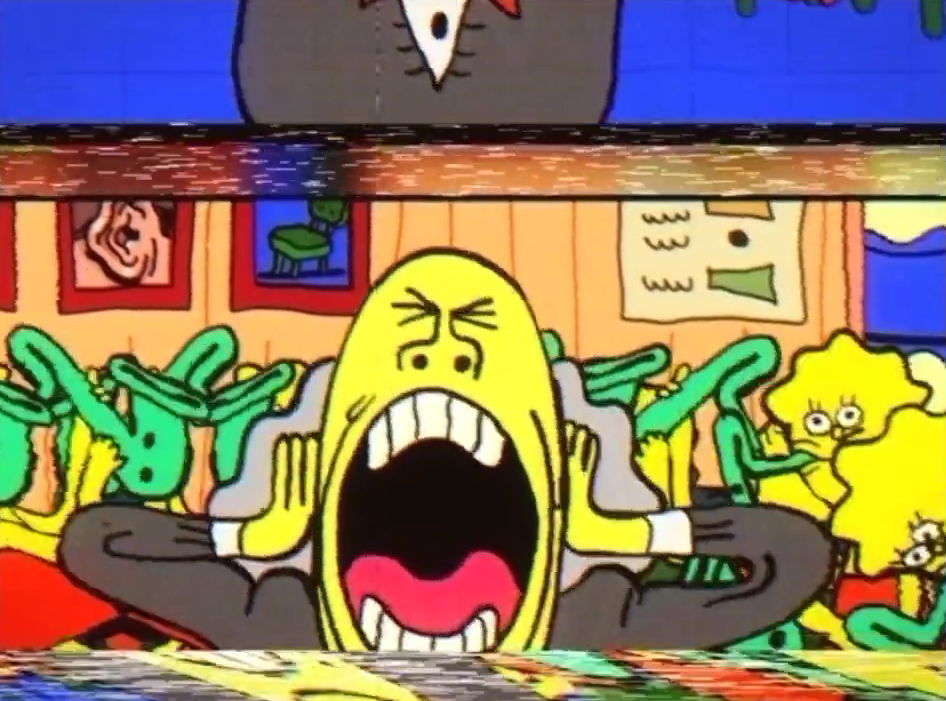 Artistic Interpretation Of The Simpsons Opening Credits Is Really Disturbing Screen Shot 2015 09 23 at 00.58.06