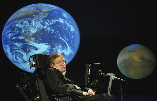 StephenHawking 1 discovery channel Stephen Hawking Warns That Advanced Aliens May Conquer And Colonise Our Planet