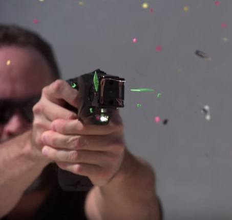UNILAD 159 This Is What Getting Tased Looks Like In Super Slow Motion