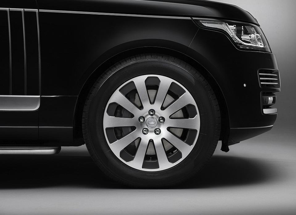 UNILAD 36 The New Luxury Range Rover Sentinel Is Bulletproof And Badass