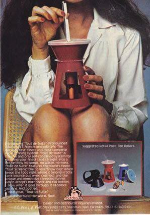 UNILAD 70s128 298x426 Shameless Cocaine Accessories Show The 70s Were A Helluva Time To Be Alive