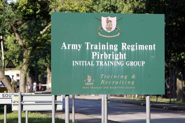 UNILAD Army recruit has died during training in Pirbright Surrey7 RIP The British Army Recruit Who Just Died During Initial Training