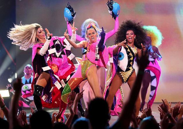 Miley Cyrus And MTV Blasted For Sexualisation And Celebration Of Drugs At VMAs UNILAD Getty Images6