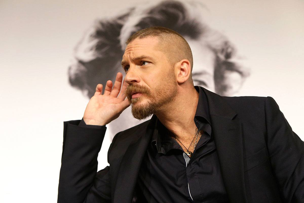 UNILAD TomHardyMadMaxPressConfCanens7 Tom Hardy, From Aspiring Model To Hollywoods Most In Demand Actor