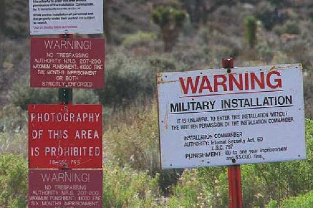 Area 51 Threatens To Destroy A Neighbours Land After Years Of Almost Exterminating Them
