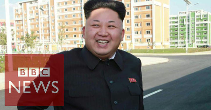 BBC Plan To Counteract North Korean Propaganda With Daily News Broadcast UNILAD bbc nk 27