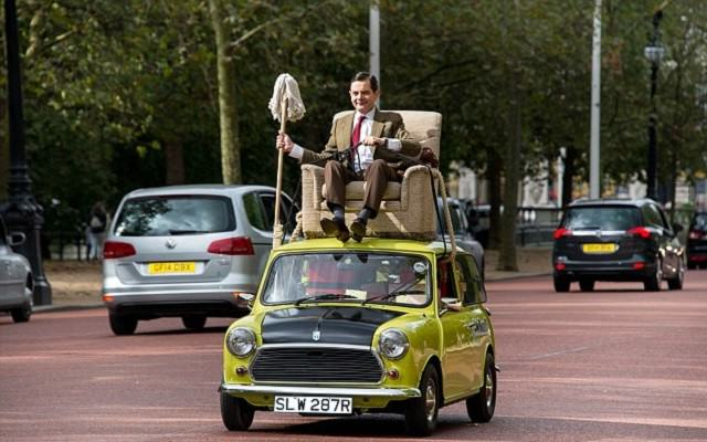 UNILAD bean car7 After Parading Around On His Car Mr Bean Gets Photoshopped