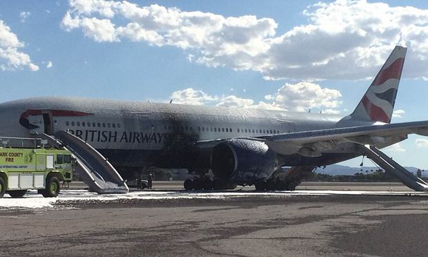 UNILAD british airways34 British Airways Plane Has Had A Catastrophic Engine Failure