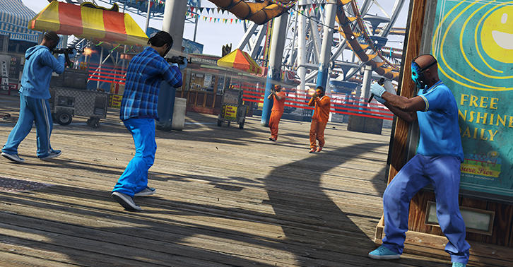 UNILAD crosstheline7 This Huge Grand Theft Auto Online Update Is Coming Next Week