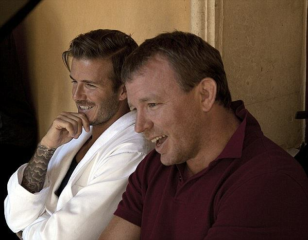 David Beckham Set To Swap Football For Acting Career UNILAD david beckham acting 35