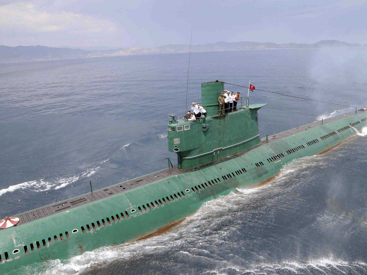 UNILAD despite being unsophisticated and ageing north koreas submarine force is one of the worlds largest a small submarine sank a south korean ship in 2010 killing 46 seamen3 New Report Shows Just How Much Heat North Korea Is Packing