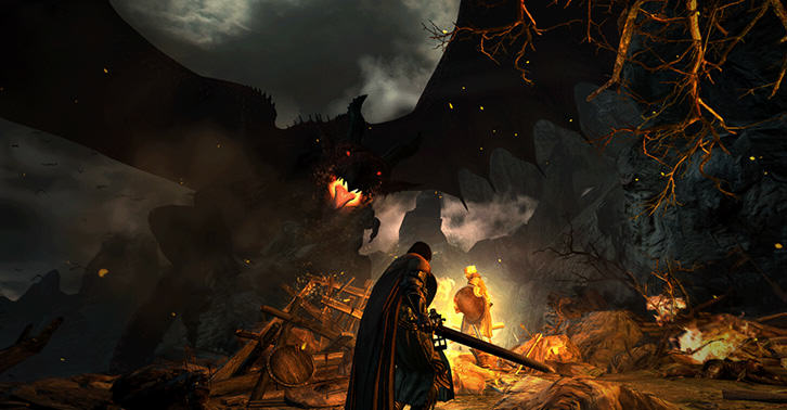 UNILAD dogma43 Dragons Dogma: Dark Arisen Will Come To PC This January