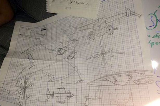 UNILAD drunk plane design 18 Engineering Student Wakes Up To Discover He Designed Entire Plane While Drunk