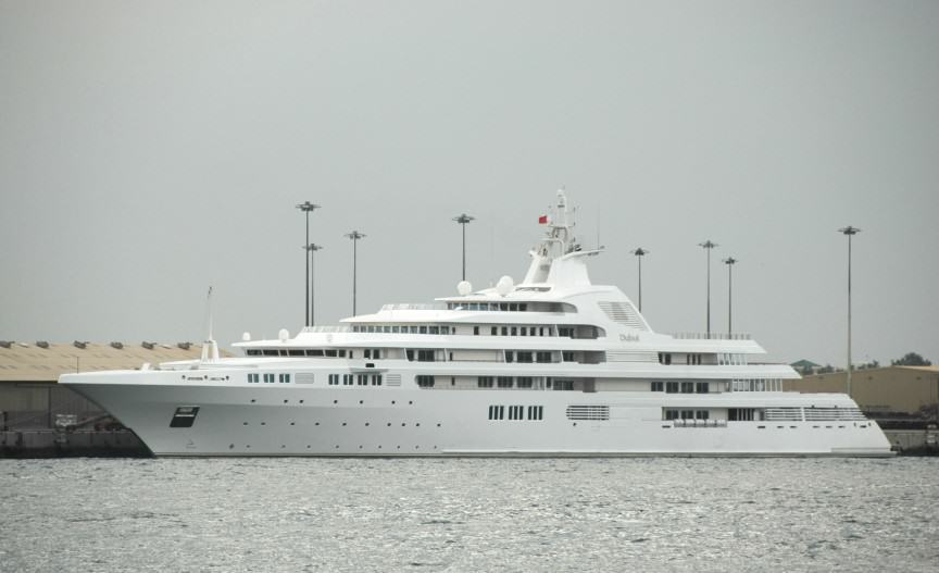 UNILAD dubai3 The Worlds Most Expensive Yachts And The Billionaires Who Own Them