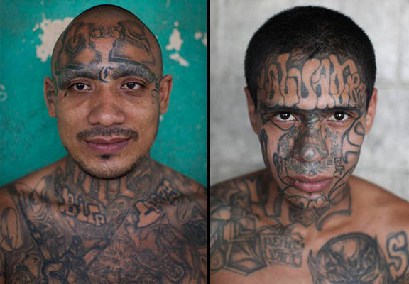 UNILAD el salvador prison WEB 38 The El Salvador Gang Members So Feared That They Police Their Own Jail