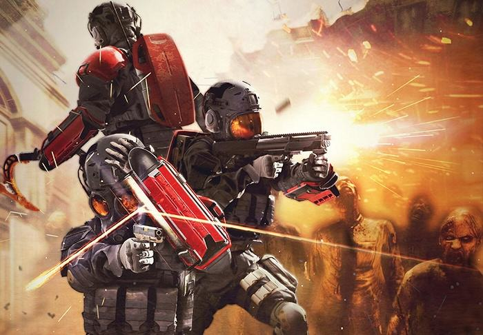 Resident Evil Competitive Shooter Umbrella Corps Announced For PS4 UNILAD evilthumb5