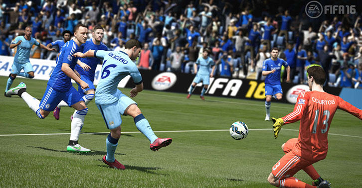 UNILAD fifa44 EA Have Released The Top Rated Players In FIFA 16
