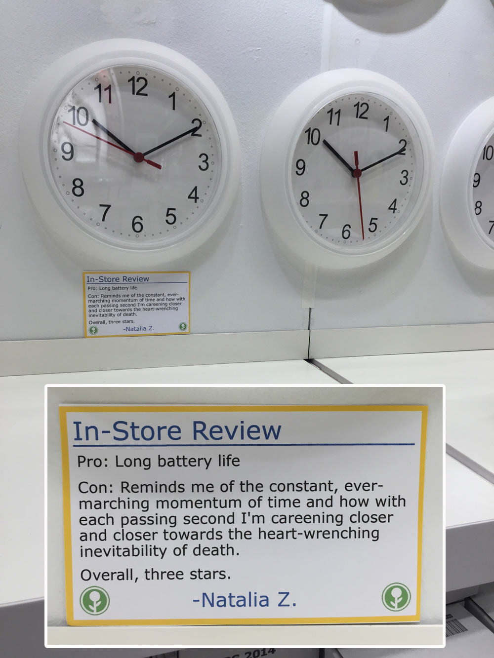 UNILAD ikea35 IKEA Has Been Trolled With Hilarious In Store Reviews
