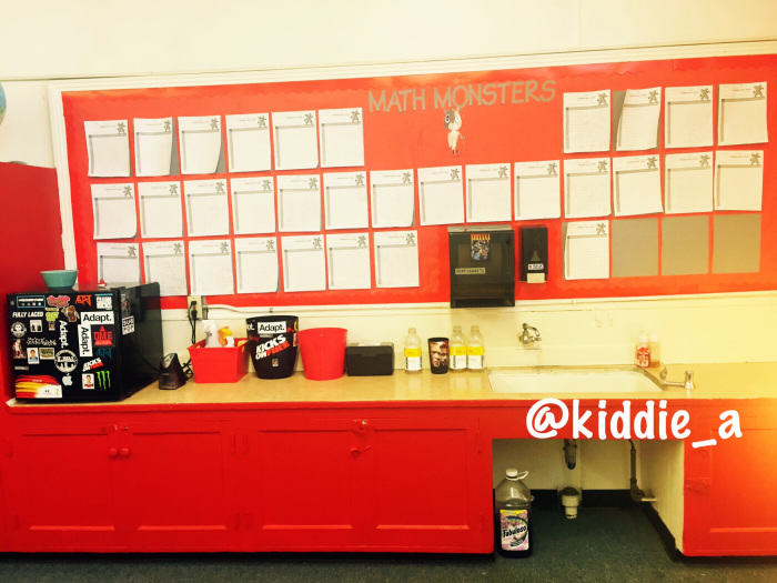 This Awesome Teacher Created A Kanye West Themed Classroom UNILAD kanye class 115