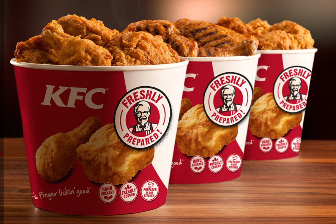 UNILAD kfc5 KFC Offering All You Can Eat Chicken For Colonels Birthday