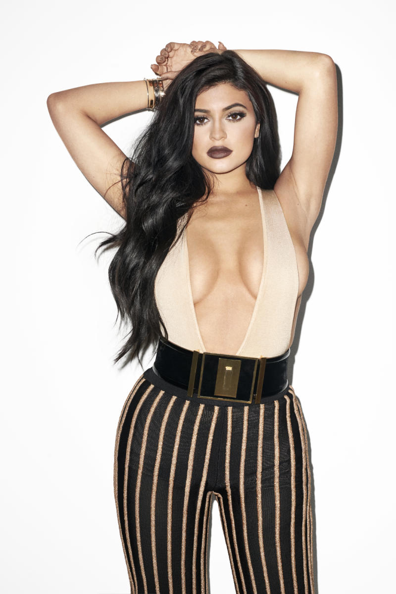 UNILAD kylie jenner shoot 28 Kylie Jenner Collaborates With Terry Richardson For Raunchy Magazine Shoot