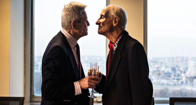 A Retirement Home For LGBT OAPs Is Coming To The UK