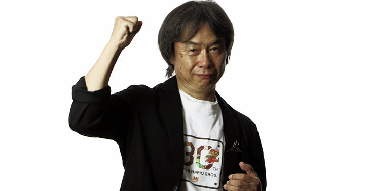 UNILAD mario36 Mario Creator Shigeru Miyamoto Answers Fans Questions About The Character