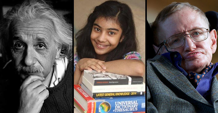 UNILAD mensa34 Girl, 12, Aces Mensa IQ Test, Beats Scores Of Einstein And Hawking