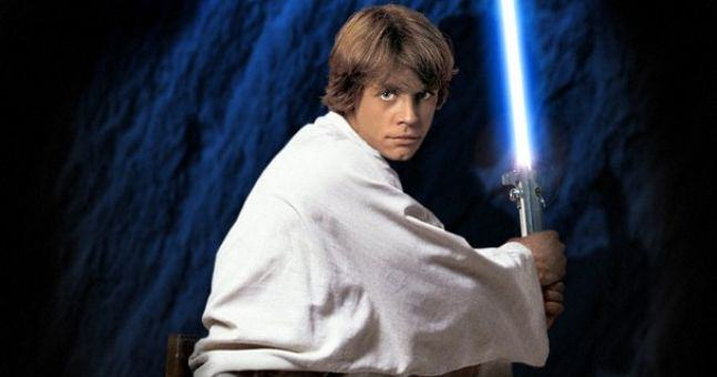 UNILAD mham18 Luke Skywalker Has Been Pulling Pints In A Pub In Ireland