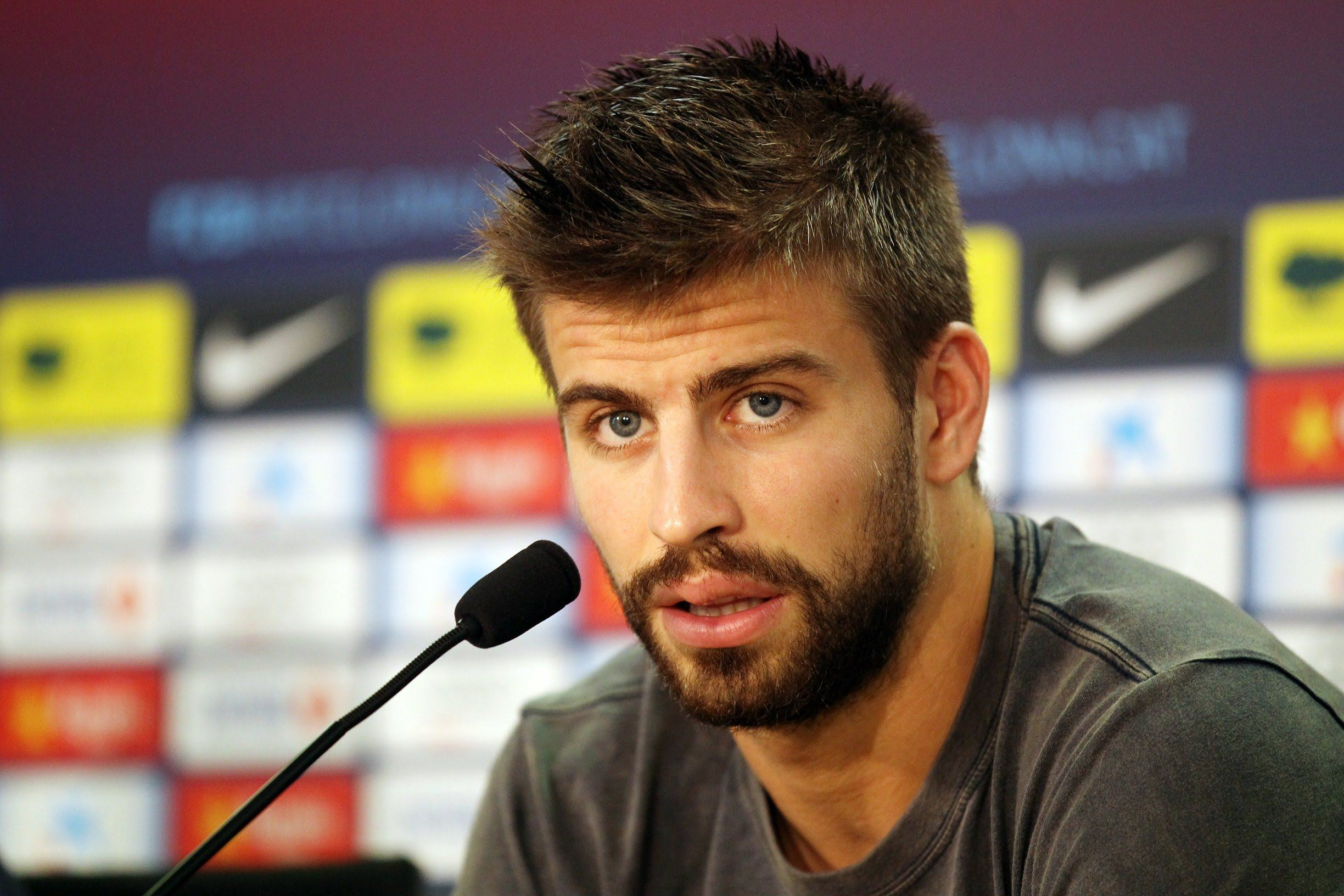 Booed By His Own Fans, Gerard Pique Is Persona Non Grata In Spain At The Minute UNILAD piq7