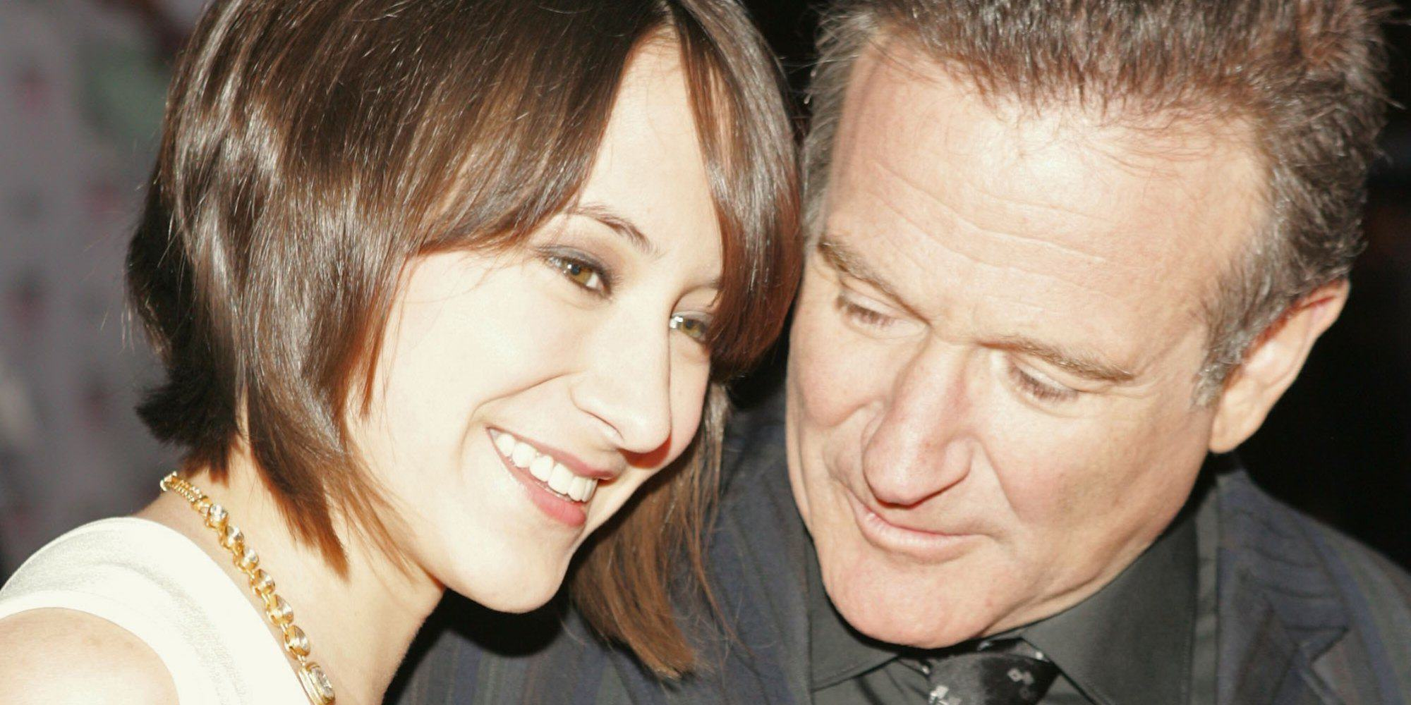 Robin Williams Daughter Posts Moving Tribute One Year After His Suicide UNILAD robin zelda 48