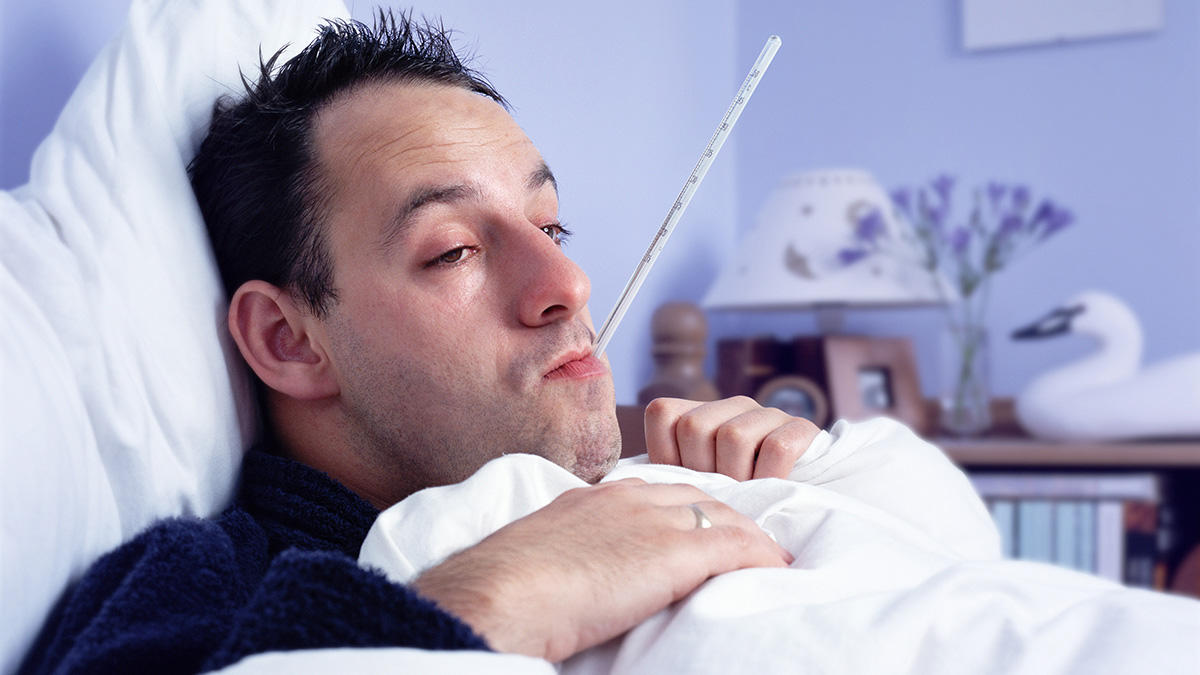 UNILAD sick flu BC9098 0028 These Are The Most Popular Excuses For Calling In Work Sick