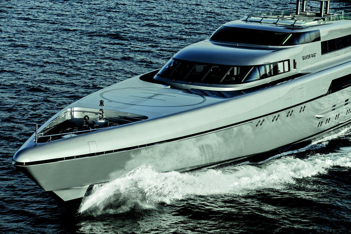 UNILAD super yacht 124 Look Inside This £57 Million Eco Friendly Super Yacht