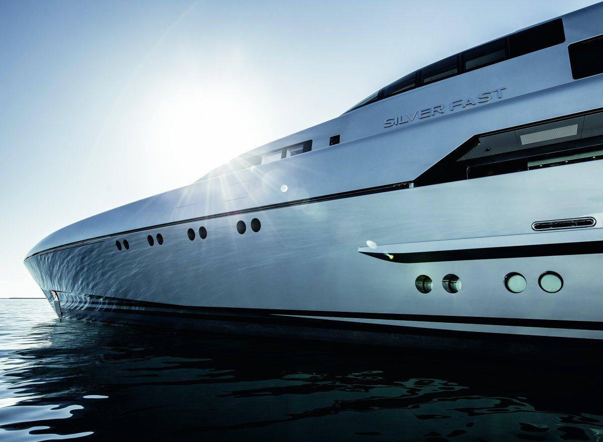 UNILAD super yacht 25 Look Inside This £57 Million Eco Friendly Super Yacht