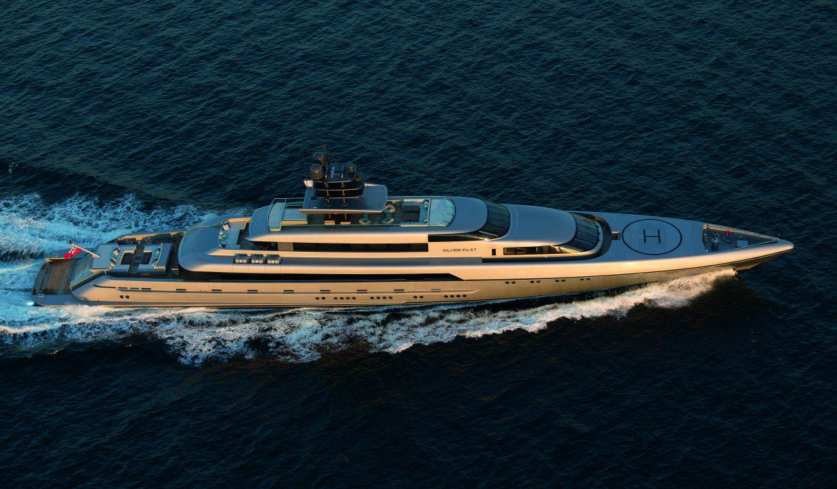 UNILAD super yacht 54 Look Inside This £57 Million Eco Friendly Super Yacht