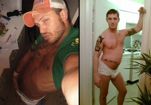 Tom Hardy Responds To Trolls Hatin On His Old Social Media Photos UNILAD tom hardy lol 13
