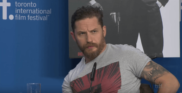 UNILAD tom hardy sexuality 16 Tom Hardy Completely Shuts Down Reporter Who Asks About His Sexuality