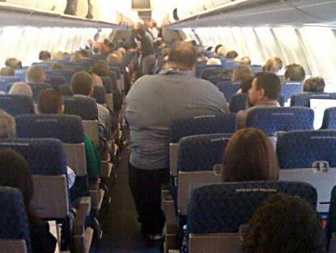 UNILAD too fat fly 25 130 Flight Attendants Grounded For Being Too Fat To Fly