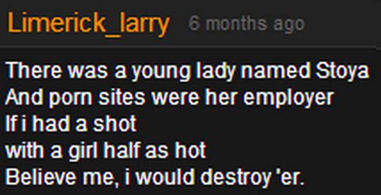 Xq26oHf Pornhub Viewers Have Been Posting Really Bizarre Comments