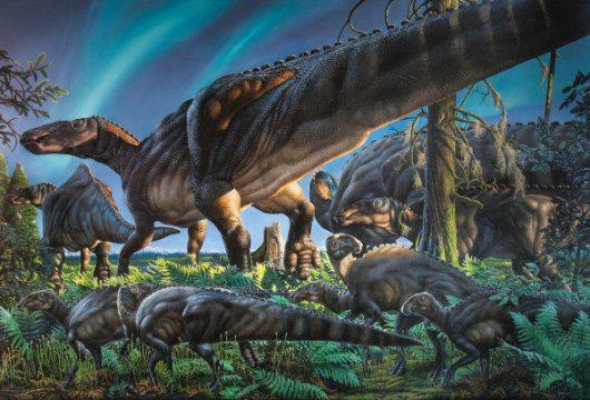 New Species Of Dinosaur Found In A Lost World And Its Extremely Awesome dinosaur1