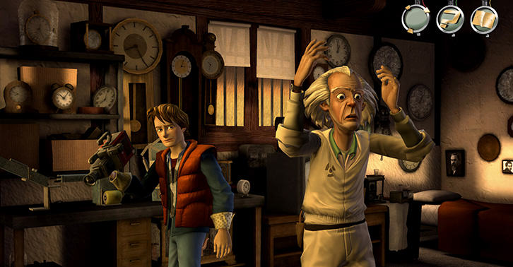 futurefacebook Telltale Re Release Back To The Future Games For Films 30th Anniversary