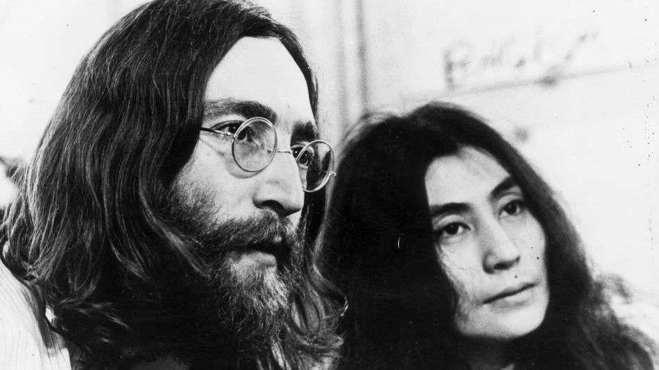 lennon yoko ono Mocking Disabled People, Beating Women Up: The Real John Lennon